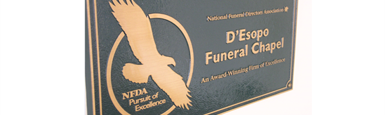 About Us | D'Esopo Funeral Chapel