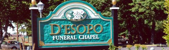About Us | D'Esopo Funeral Chapel