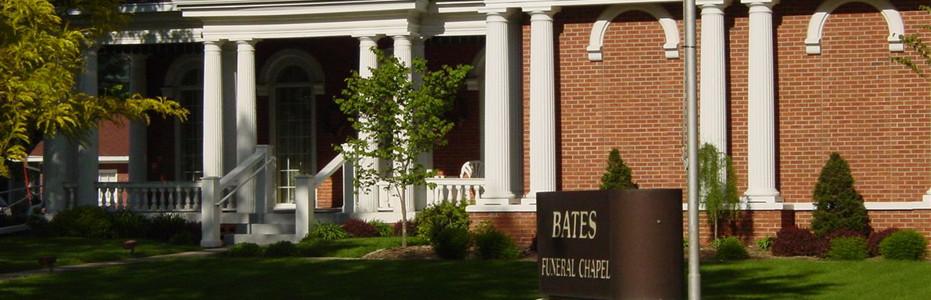 Contact Us   Bates Funeral Chapel