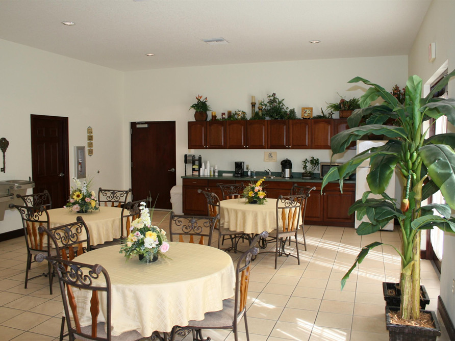 Reception Room / Catering