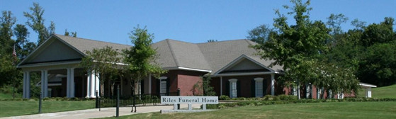 About Us   Charles Riles Funeral Home