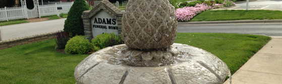 About Us | Adams Funeral Home