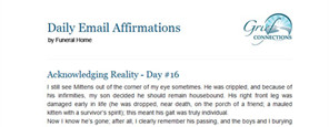 Daily Email Affirmations
