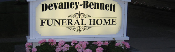 Contact Us | DeVaney-Bennett Funeral Home