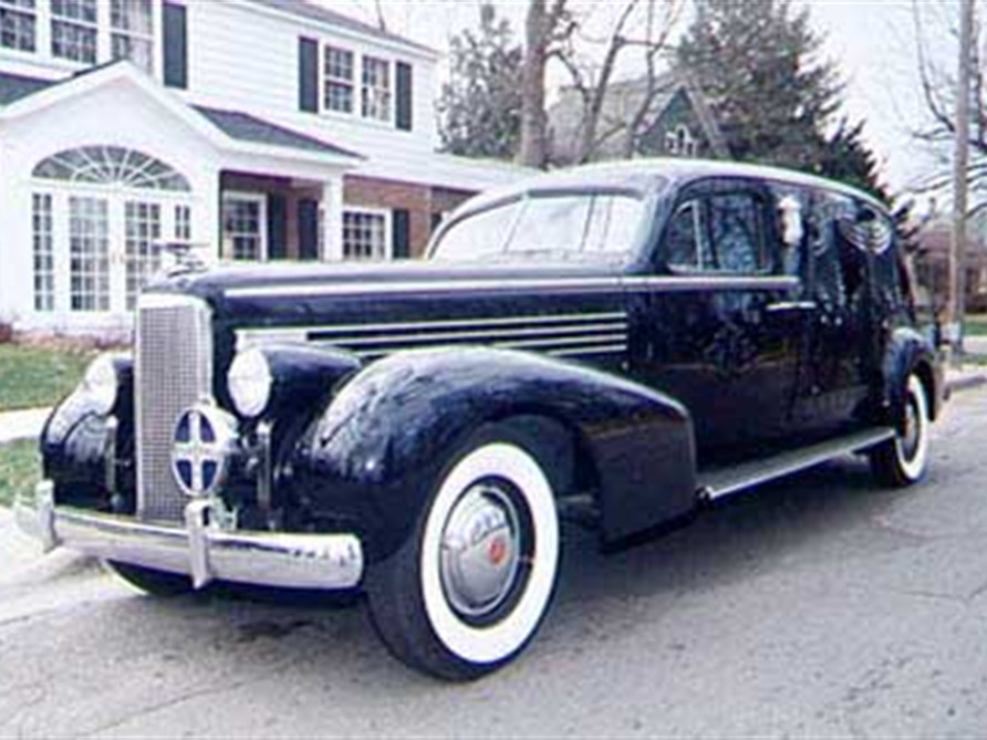 Unique Funeral Vehicles