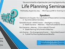 Advanced Planning Seminar