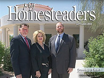 """My Homesteaders"""