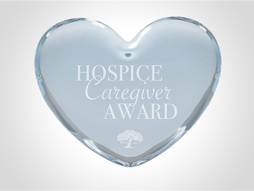 Hospice Caregiver Award