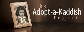 Adopt-A-Kaddish