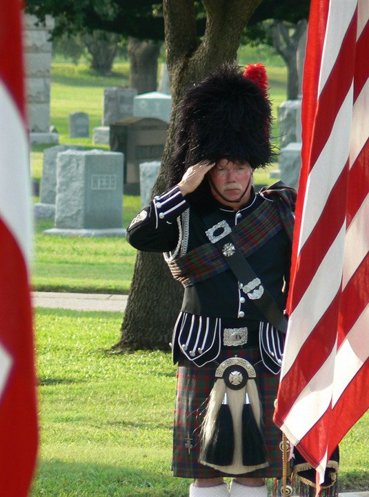 Graveside Funeral Services at Greenwood and Mount Olivet Cemeteries