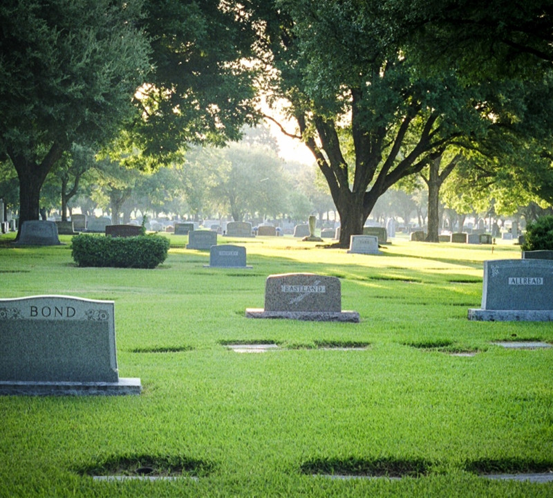 Funeral Home & Cemetery