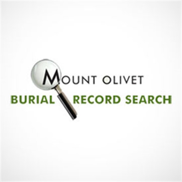 Mount Olivet Cemetery Burial Information