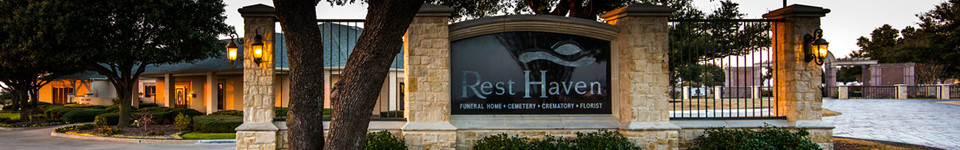 What We Do | Rest Haven Funeral Home
