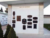 Fairmont Wall Of Memories