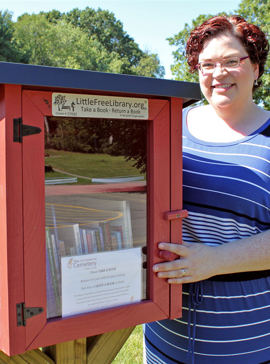 <span>Little Free Library</span>