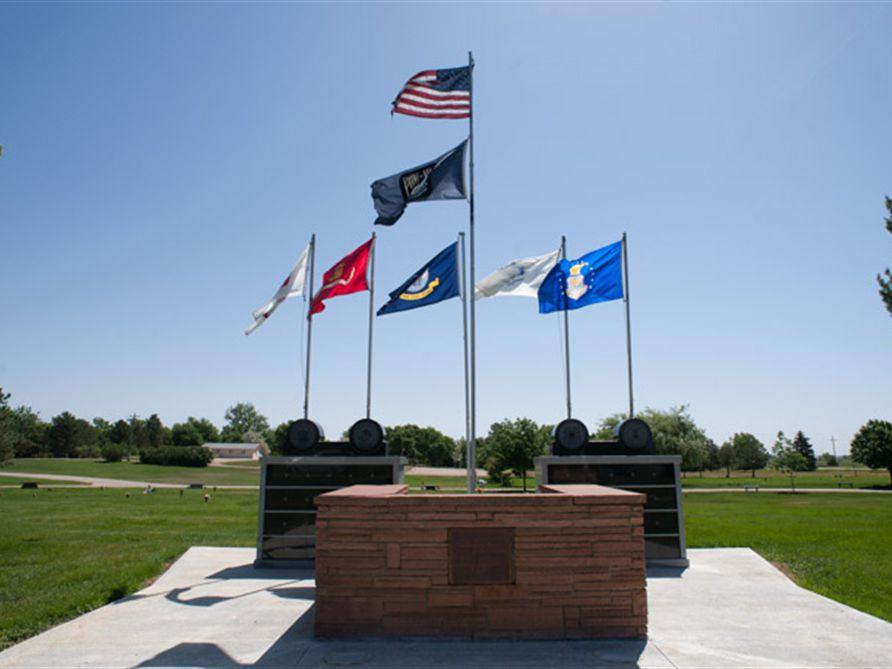 veterans funeral service Bridgeport Nebraska