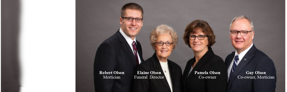 Olson Funeral Home | Olson Funeral Home