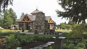 Mount Rainier Memorial Garden