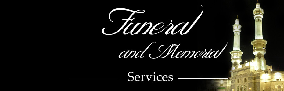 What We Do | Firdous Funeral Home