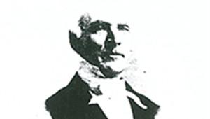 Notables - Allen, John Brackett at Evergreen Cemetery