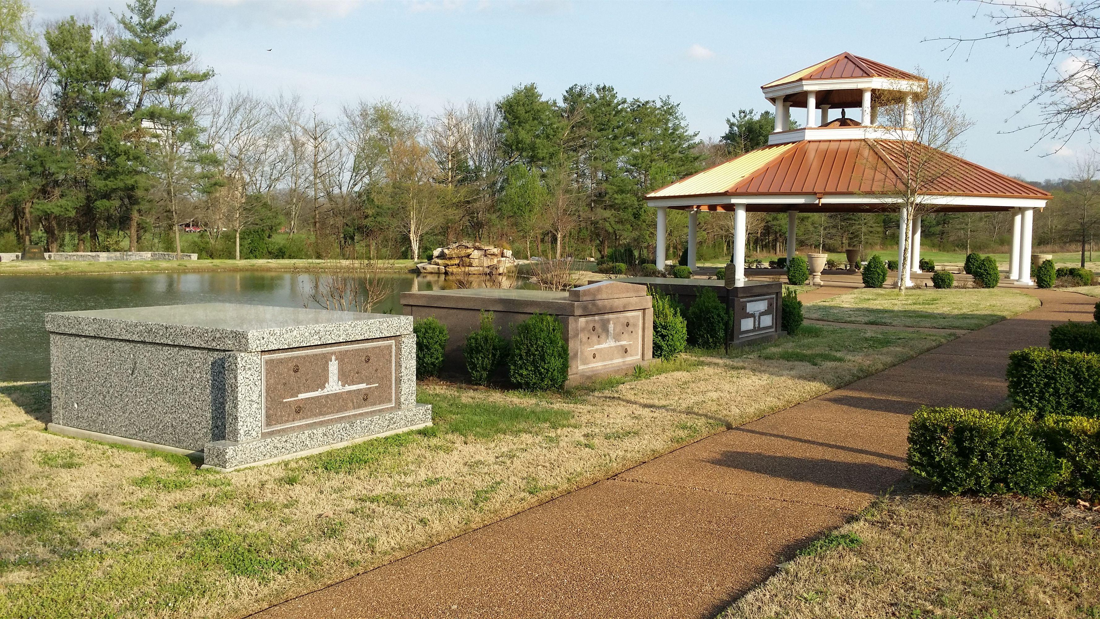 The Property of Polk Memorial | Polk Memorial Gardens Columbia, TN