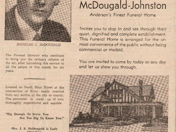 Douglas McDougald