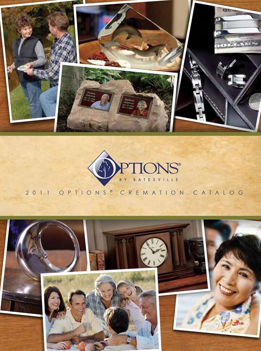2011 Options<sup>®</sup> Cremation Catalog