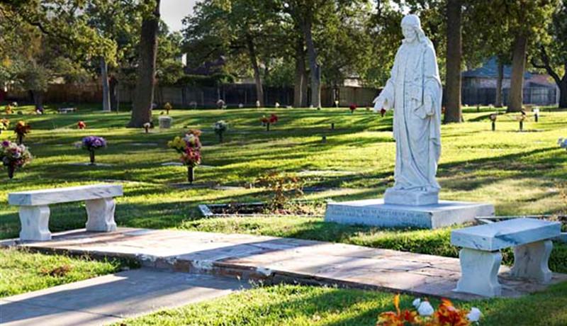 Affordable Memorial Property