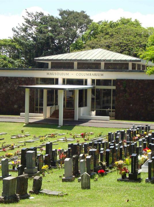 Mausoleum & Columbarium