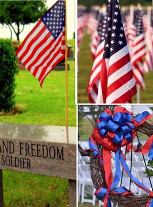 cemetery, veterans, america