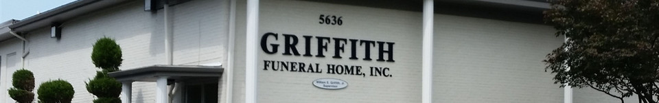 Contact Us | Griffith Funeral Home, Inc.