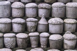 Burial urns in fruita co
