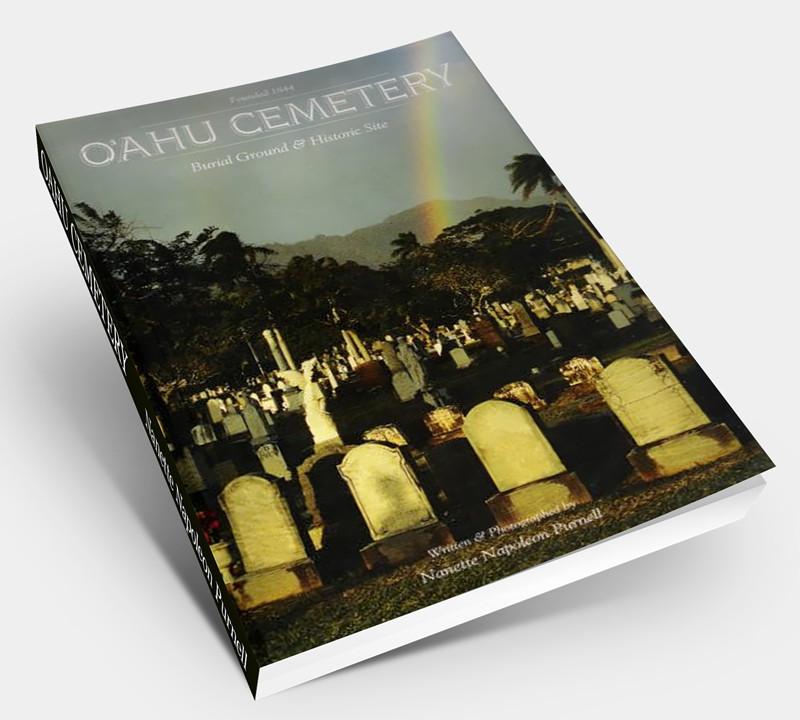 Oahu Cemetery Book