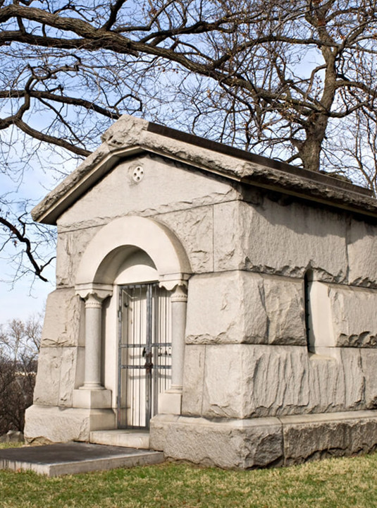 Private Family Mausoleums