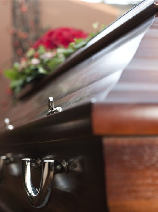 Traditional Burial Package - $7680