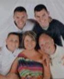Steven Cook &  Family