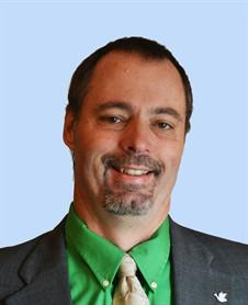 Pastor Greg Ebie