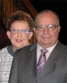 John & Donna Wall