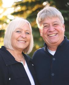 Doug & Chari Hamilton