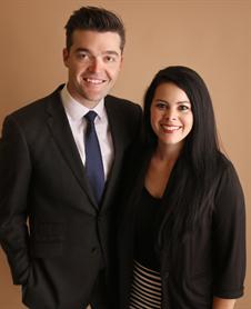 Nathan & Megan Morris