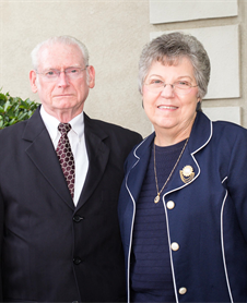 Evelyn and Freeman Moore