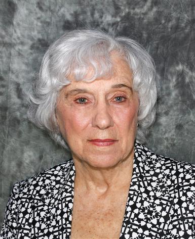 Dorothy Ann Thomas Harden Granger