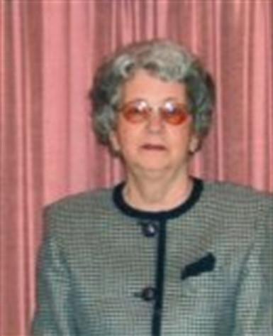 Lillian Overholt