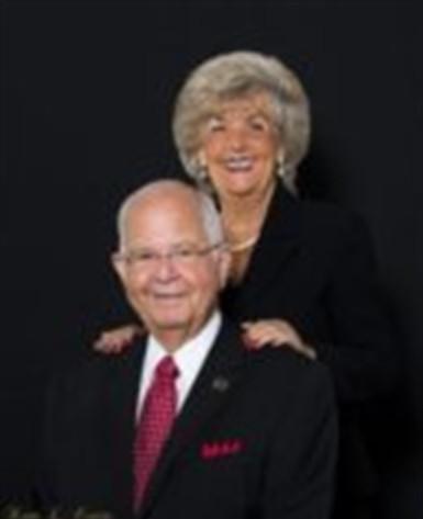 Dean and  Martha Trent