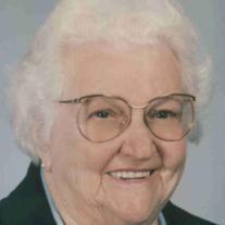 Mrs. Velma Kathryn Clark