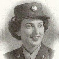 Mrs Julia Clara Ringler