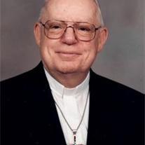 """Pastor """"Harry"""" J. Kline"""