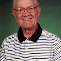 """Mr. """"Bob"""" Eugene Feddersen"""
