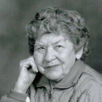 Florence E.M. Aspen