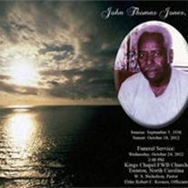 John Jones,